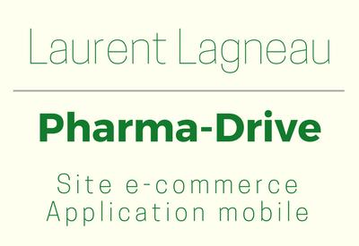 Site e-commerce et Application mobile Pharma-Drive réalisés pour la Pharmacie des Oiseaux - Montceaux-Les-Mines